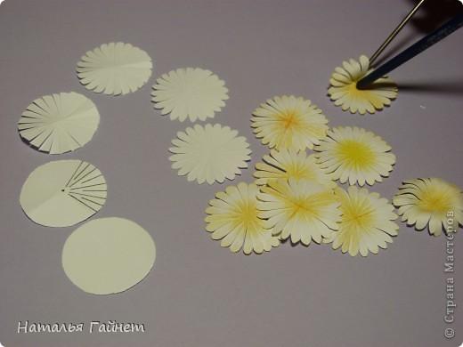 Гальванический элеРомашка из бумаги своими руками пошаговое