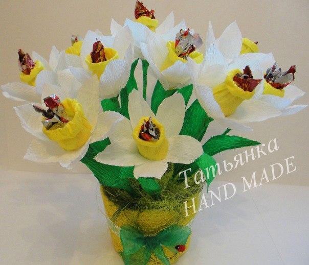 Как своими руками сделать букет цветов из шариков