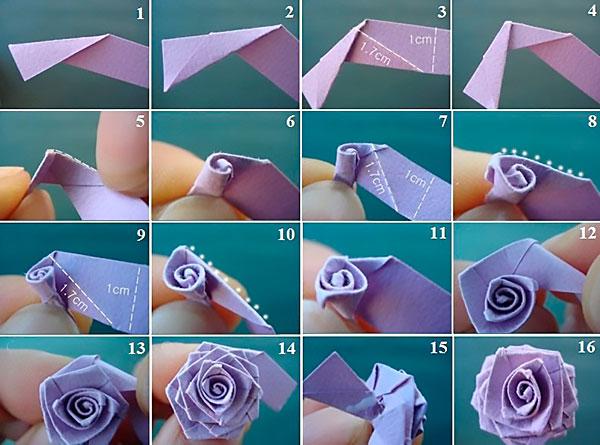 Как сделать своими руками букеты из бумаги