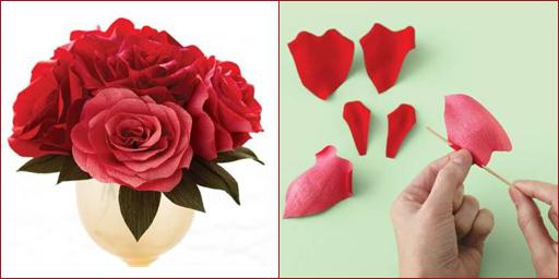 Видео цветы с конфетами из бумаги своими руками