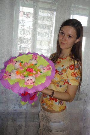 Елка из конфет своими руками с пошаговым фото
