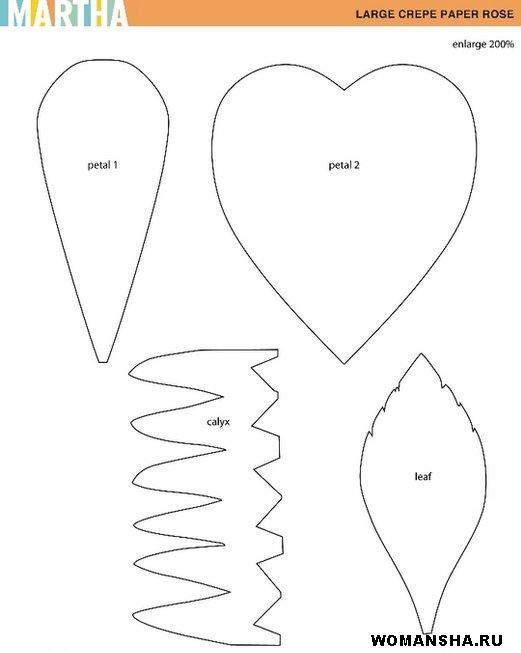 Как делать из гофрированной бумаги своими руками