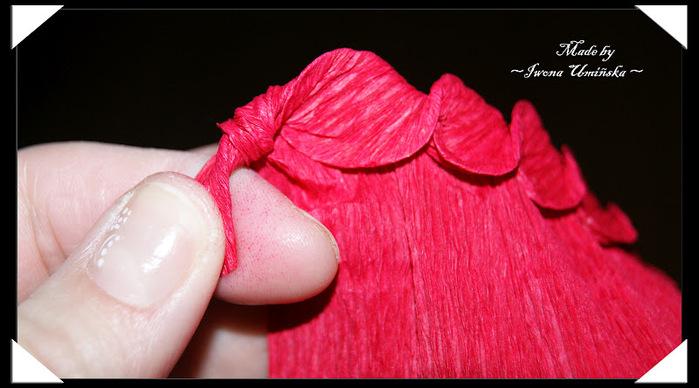 Цветы своими руками из гофры