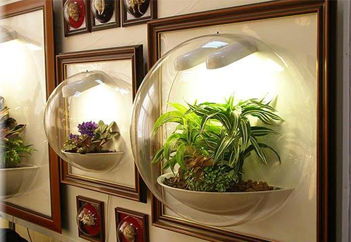 Как создать композицию в стекле